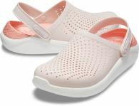 LiteRide™ Clog Barely Pink / White