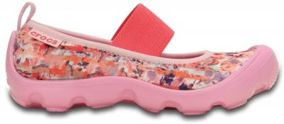 Duet Busy Day Floral Shoe