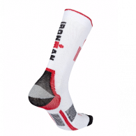 Ironman Compression 3/4 White/Red