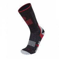 Ironman Compression 3/4 Black/Red