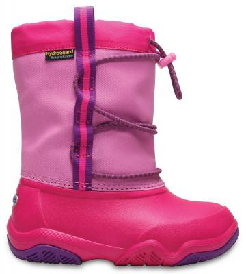 Crocs Swiftwater Waterproof Boot K