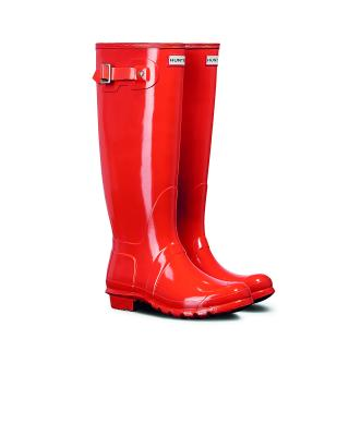 Womens Original Tall Gloss Wellington Boots