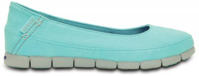 Womens Stretch Sole Flat