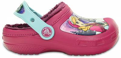 Crocs Cc Frozen Lined Clog