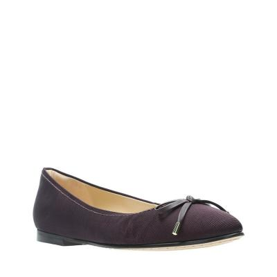 CLARKS Grace Lily Aubergine