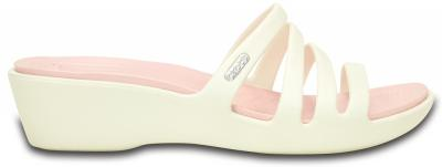 Crocs Rhonda Wedge Sandal W